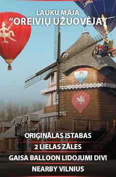 Lauku tūrisms Lietuvā