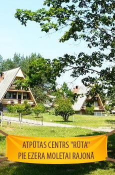 Atpūtas centrs Lietuvā