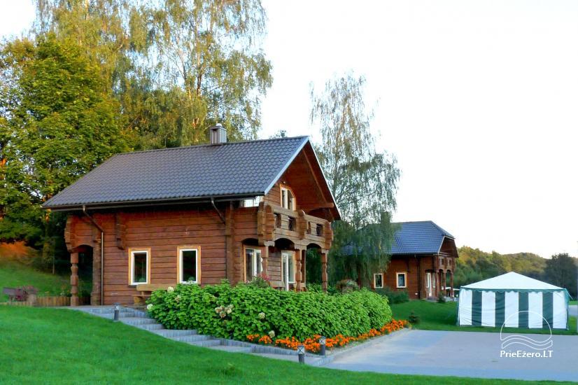 Lauku māja pie upes Dubysa Pakalnė - 2