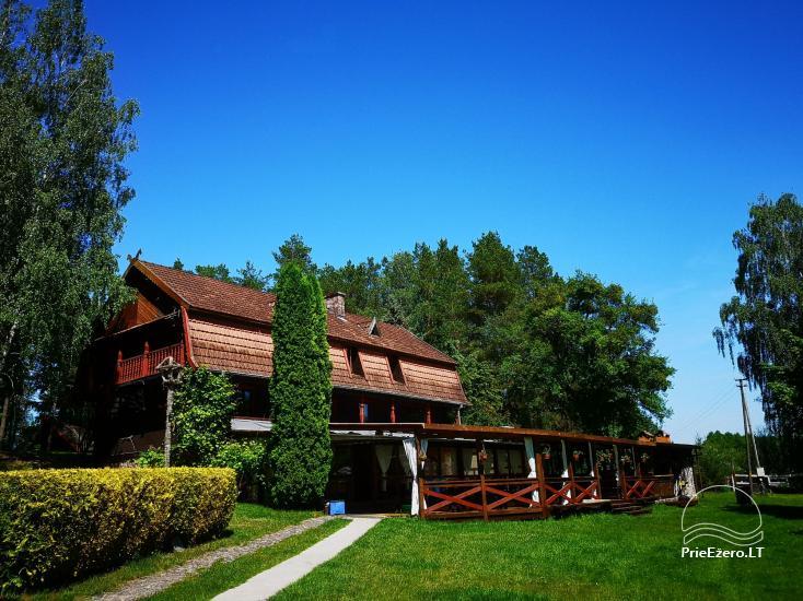 Seta Lazdijai rajona netālu no Druskininkiem Bertašiūnų Vienkiemis - 2