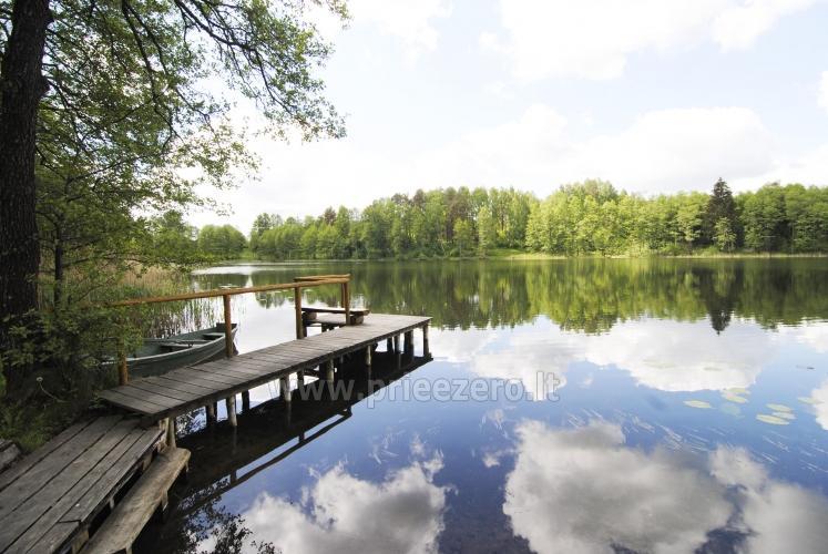 Lauku seta Trikojis un pirts pie ezera Trikojis - 15