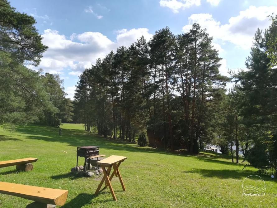 Lauku seta Trikojis un pirts pie ezera Trikojis - 18