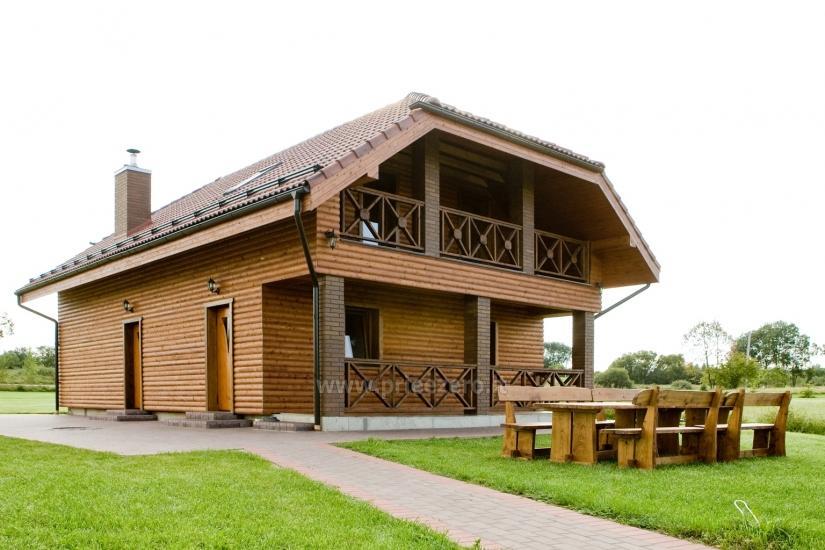 Lietuva - lauku turizms - sea Prie Vievio - 3