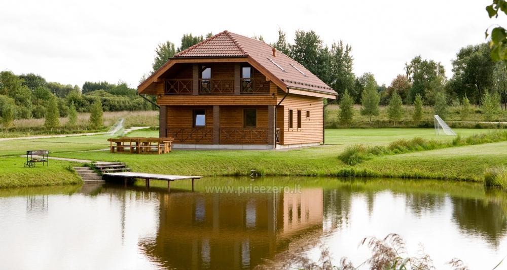 Lietuva - lauku turizms - sea Prie Vievio - 4