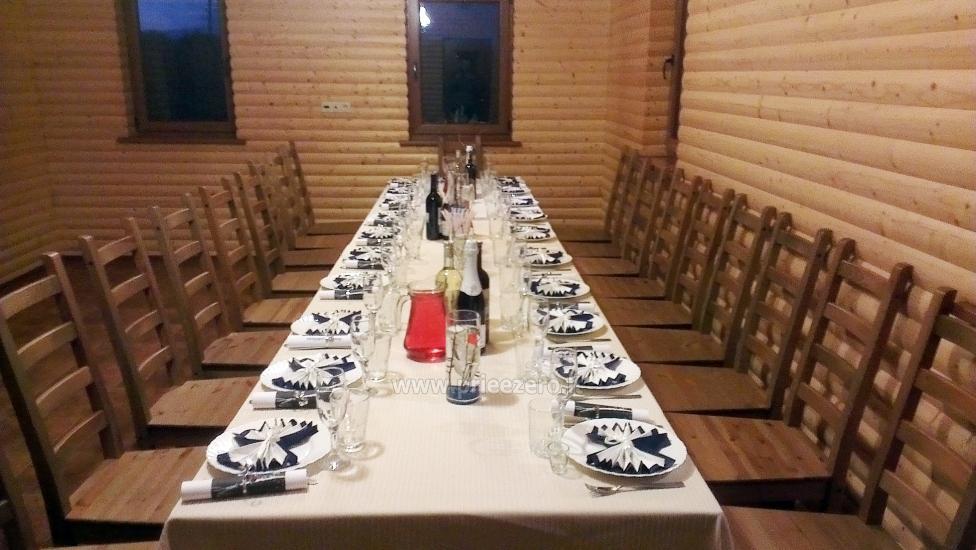 Lietuva - lauku turizms - sea Prie Vievio - 10