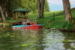 Brivdienas Lietuva - lauku seta pie ezera Traku rajona Vilkokšnio krantas - 6