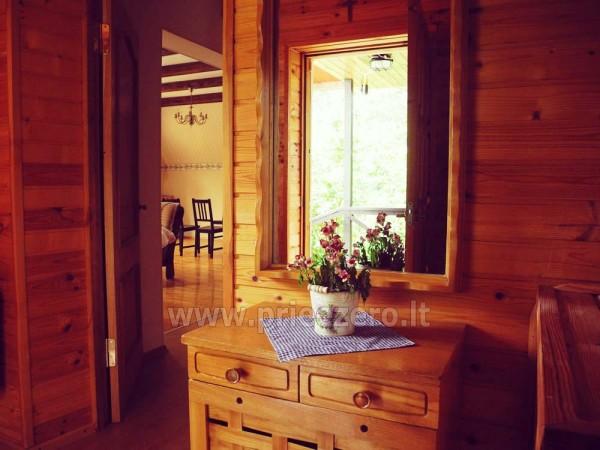 Maz māja  in Trakai rajonā pie ezera Vilkoksniai - 2