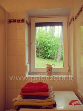 Maz māja  in Trakai rajonā pie ezera Vilkoksniai - 13