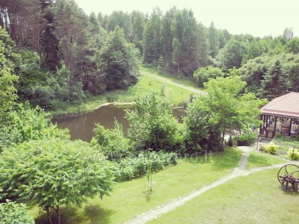 Maz māja  in Trakai rajonā pie ezera Vilkoksniai - 14