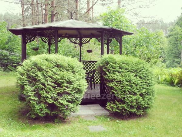 Maz māja  in Trakai rajonā pie ezera Vilkoksniai - 15