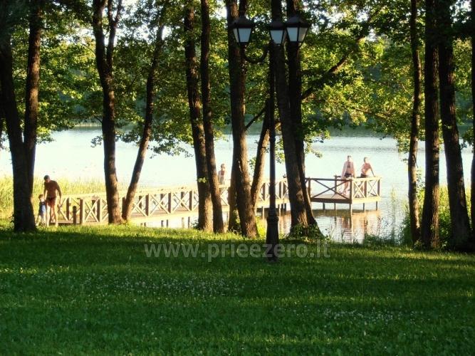 Lauku seta pie ezera Traku rajona - 45