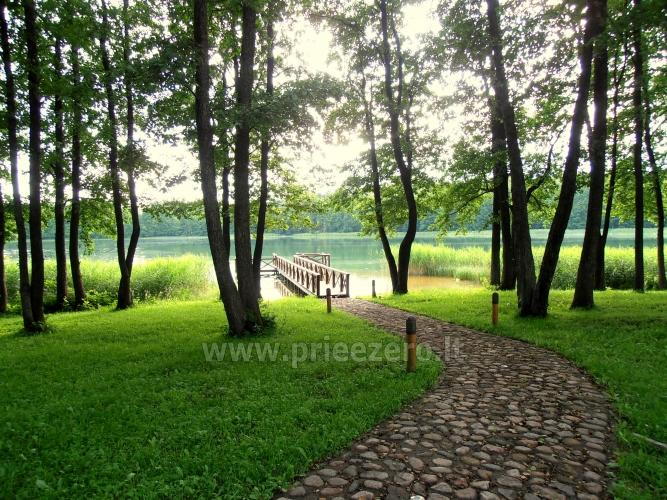 Lauku seta pie ezera Traku rajona - 4