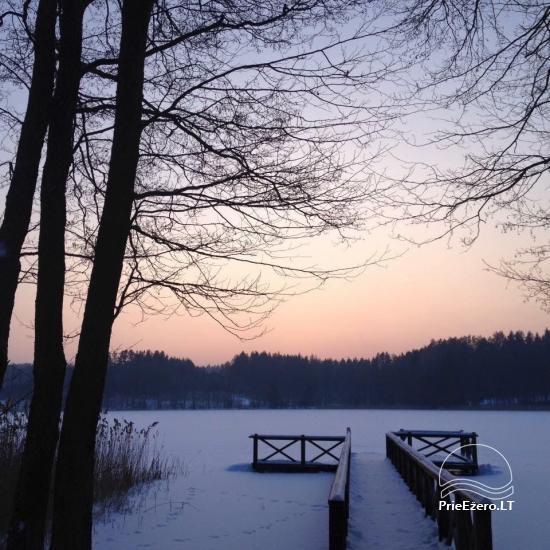 Lauku seta pie ezera Traku rajona - 24