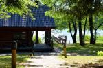 Lauku seta pie ezera Traku rajona