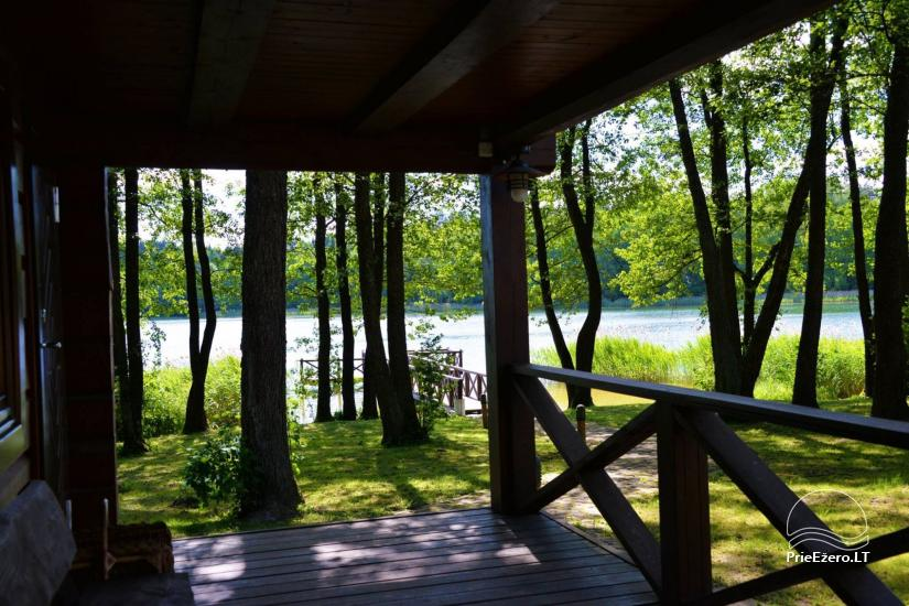 Lauku seta pie ezera Traku rajona - 15