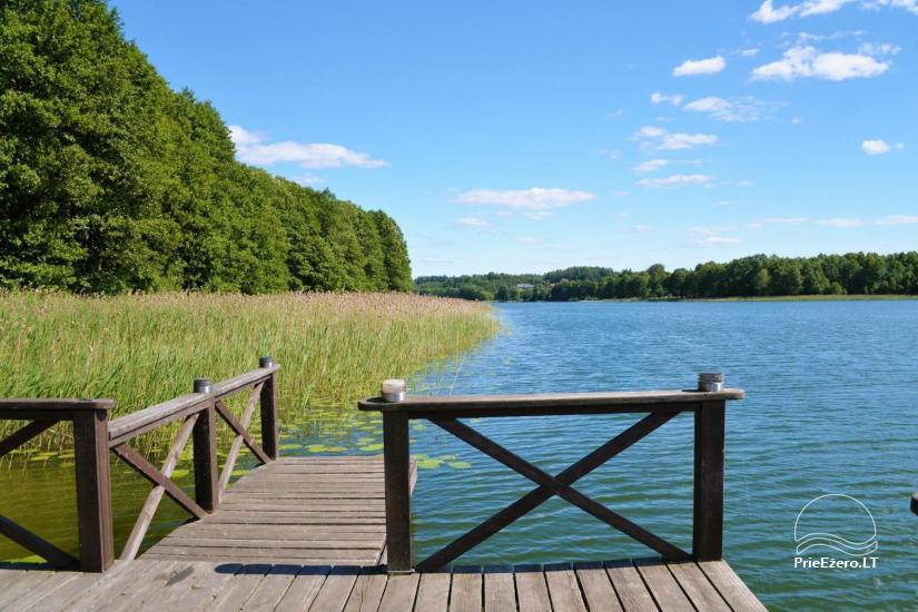 Lauku seta pie ezera Traku rajona - 5