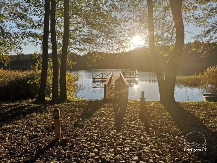 Lauku seta pie ezera Traku rajona - 28