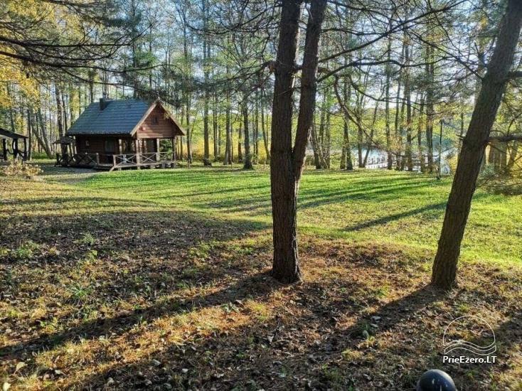 Lauku seta pie ezera Traku rajona - 26