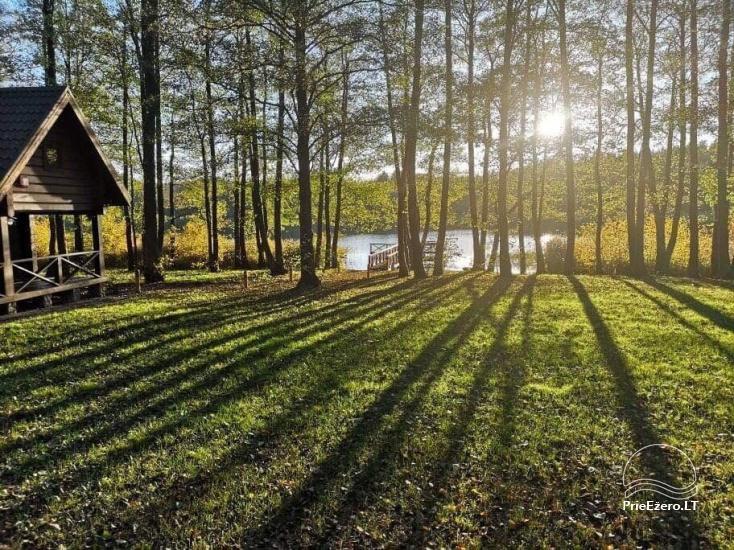 Lauku seta pie ezera Traku rajona - 27