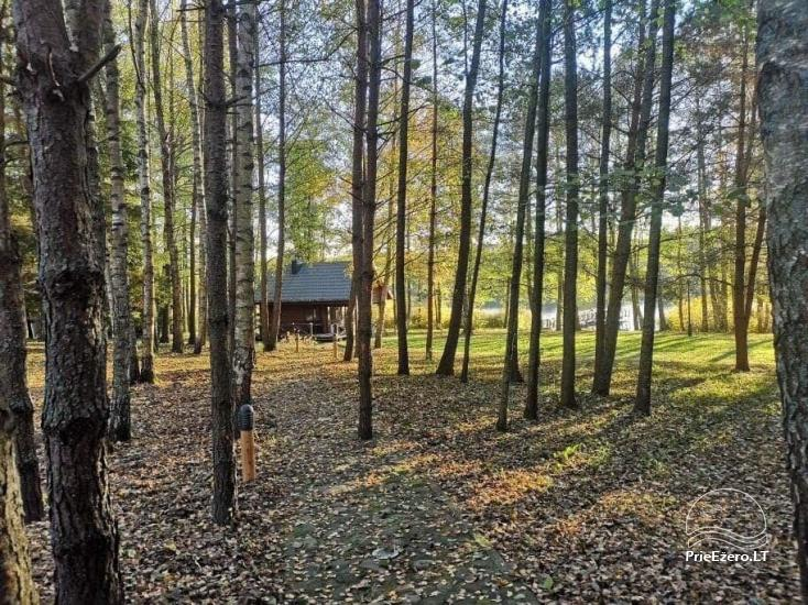 Lauku seta pie ezera Traku rajona - 25