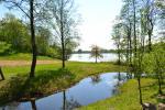 Viensēta pie ezera, no Viļņas 25km - 10