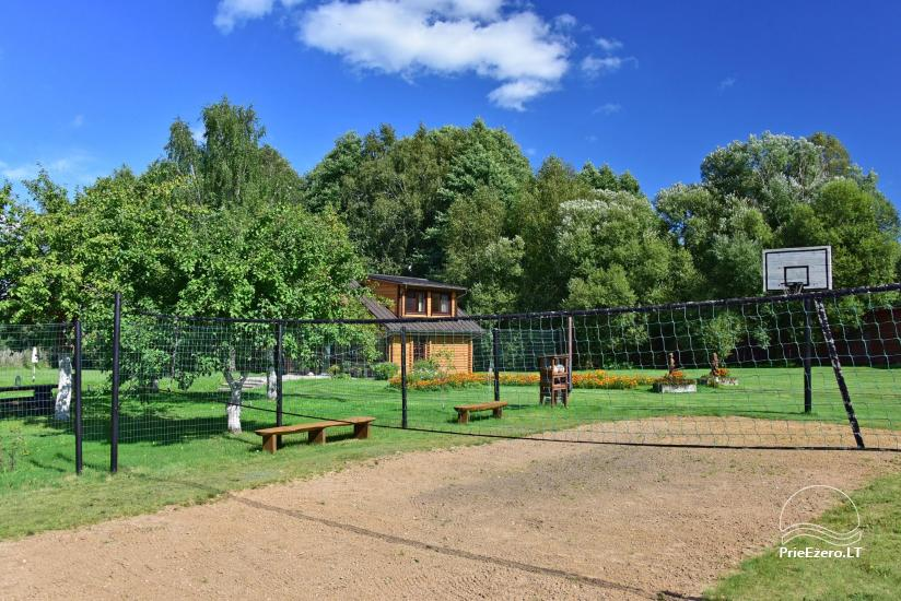 Lauku māja Bražuolėje Pas Juozą 4 km uz Trakai - 55