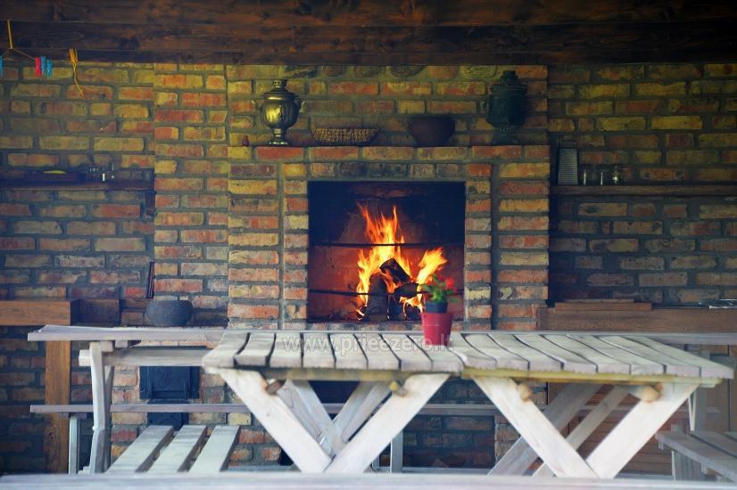 Lauku sēta Moletu rajona pie ezera Asveja Prie Melnyčios - 5
