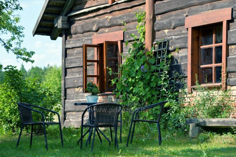 Lauku sēta Moletu rajona pie ezera Asveja Prie Melnyčios - 15