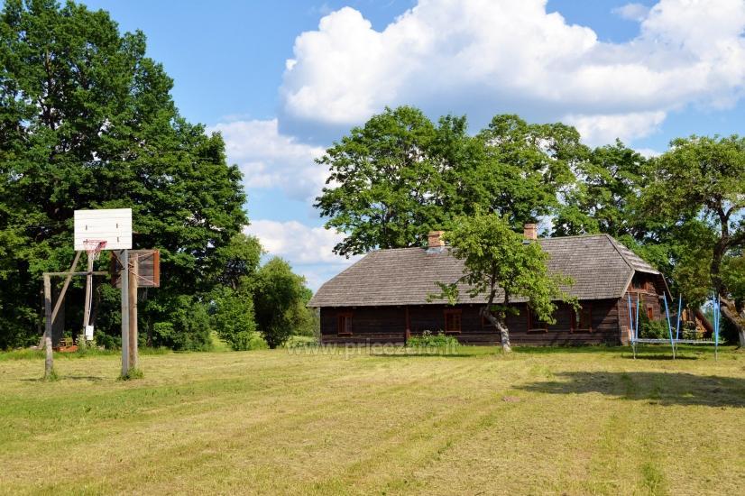 Lauku sēta Moletu rajona pie ezera Asveja Prie Melnyčios - 17