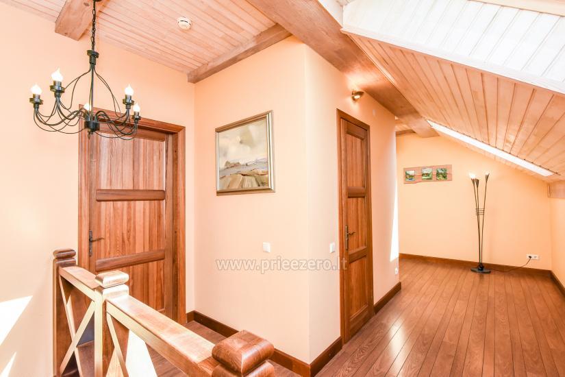 Atvaļinājums Minges Villa Minge līdz 12-14 personām: zāle, pirts, guļamistabas - 23
