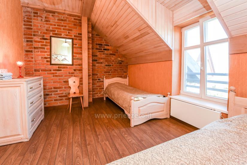 Atvaļinājums Minges Villa Minge līdz 12-14 personām: zāle, pirts, guļamistabas - 24