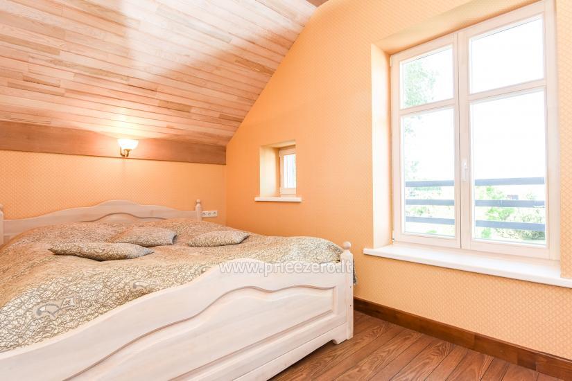 Atvaļinājums Minges Villa Minge līdz 12-14 personām: zāle, pirts, guļamistabas - 27