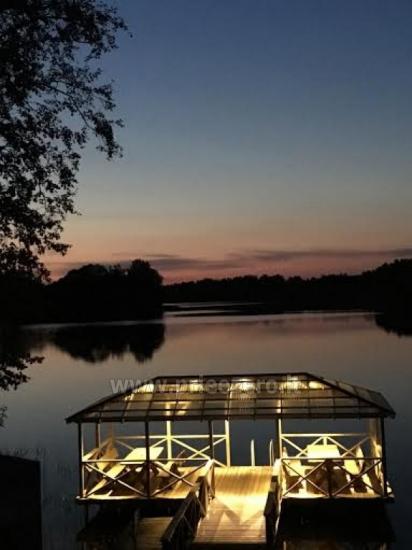 Villa pie ezera, kas Moletai rajonā - 5