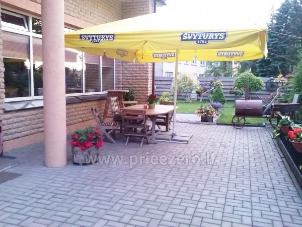 Mājīga viesnīca ar saunu, baseinu un banketu zāle Klaipedas rajona - 10