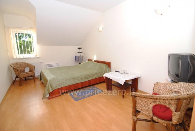 Mājīga viesnīca ar saunu, baseinu un banketu zāle Klaipedas rajona - 5
