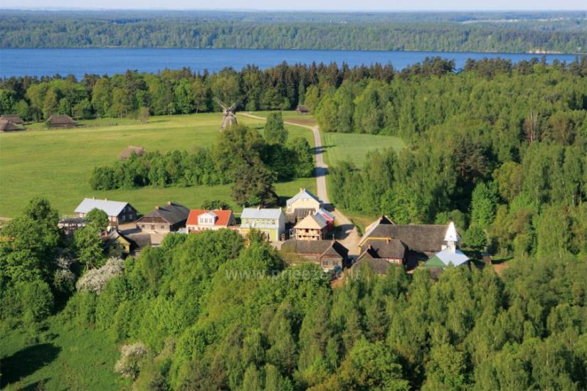 Nakšņošana un ēdināšana Lietuvas tautas muzejs - 1