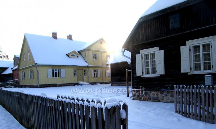 Nakšņošana un ēdināšana Lietuvas tautas muzejs - 6