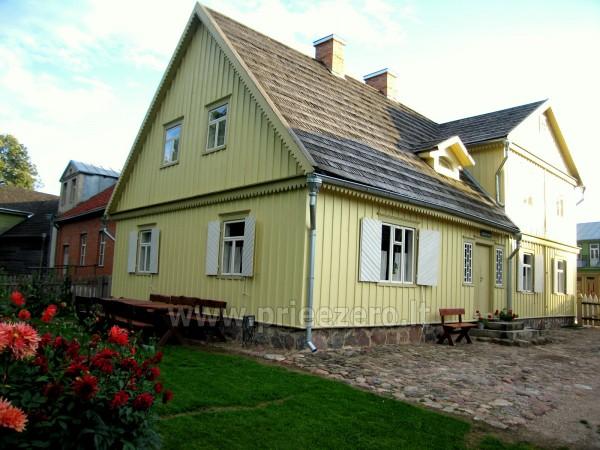 Nakšņošana un ēdināšana Lietuvas tautas muzejs - 4