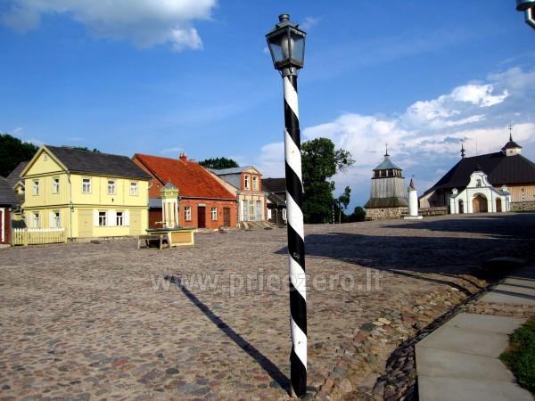 Nakšņošana un ēdināšana Lietuvas tautas muzejs - 7