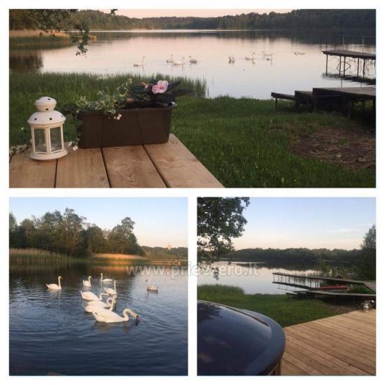 Lauku sēta Lake mājās - 1