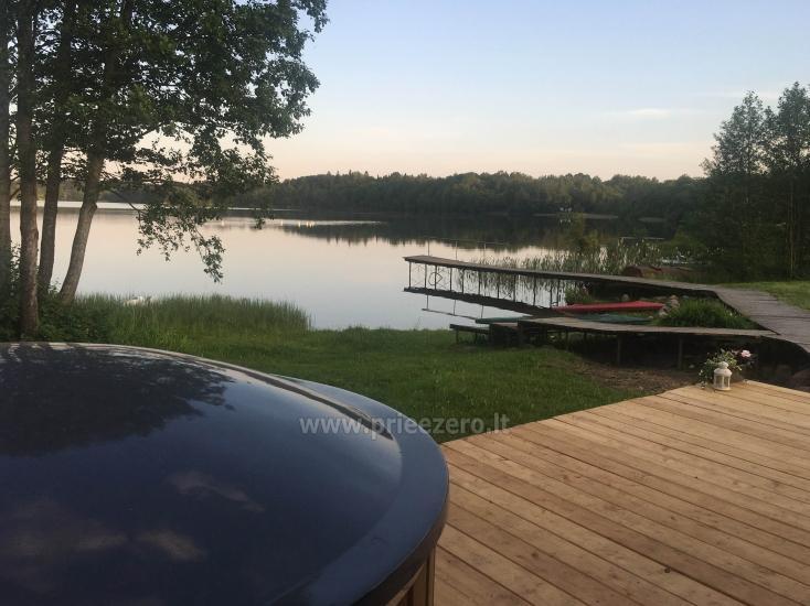 Lauku sēta Lake mājās - 5