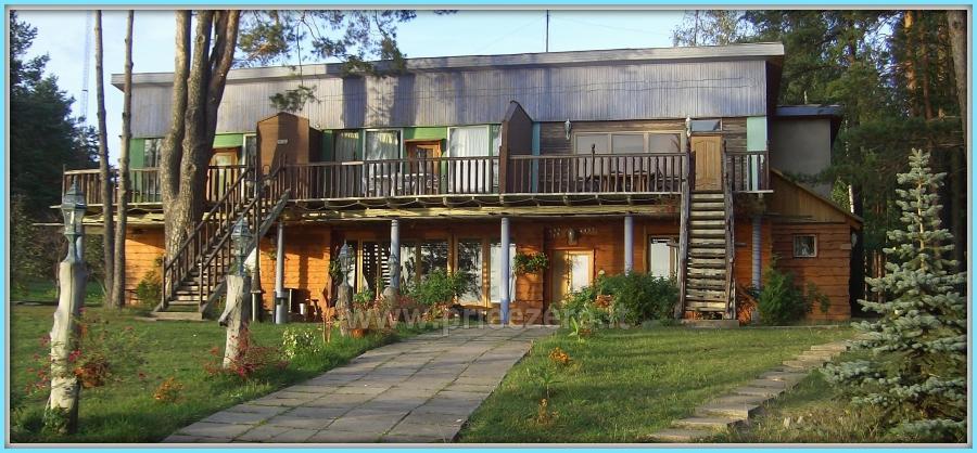 Dzīvokļi, istabas brīvdienu mājas, kempingi pie ezera - 2