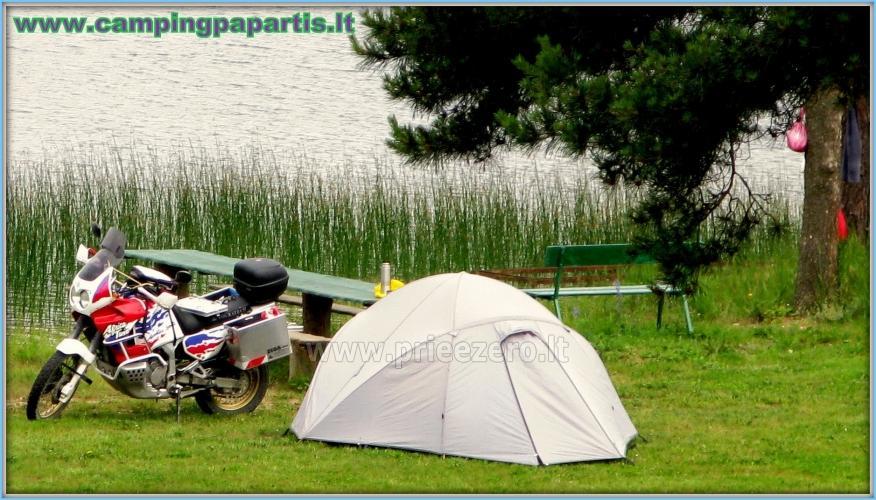 Dzīvokļi, istabas brīvdienu mājas, kempingi pie ezera - 10