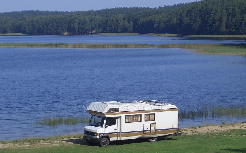 Dzīvokļi, istabas brīvdienu mājas, kempingi pie ezera - 8