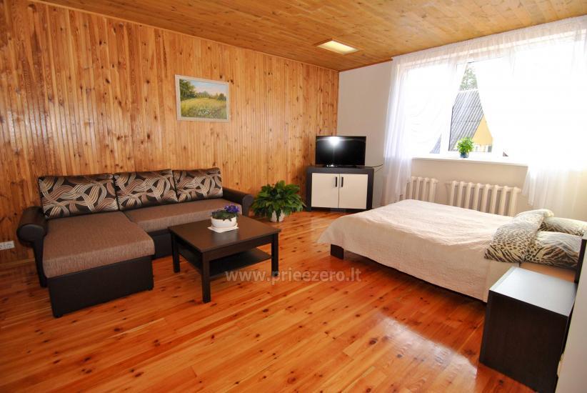 Vienistabas dzīvoklis īre mierīgā vietā, Druskininkos - 2