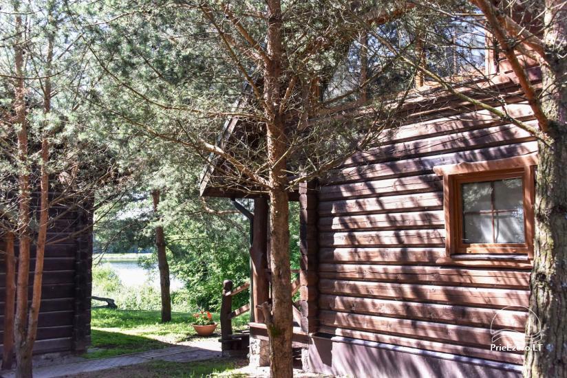 Lauku māja un kafejnīca Kurėnų užeiga ezera krastā Ukmerges rajonā - 18