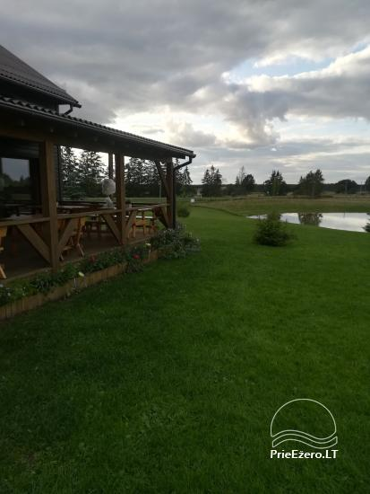 Sēta Raganyne in Kelmes rajonā, pie ezera Gilius - 10