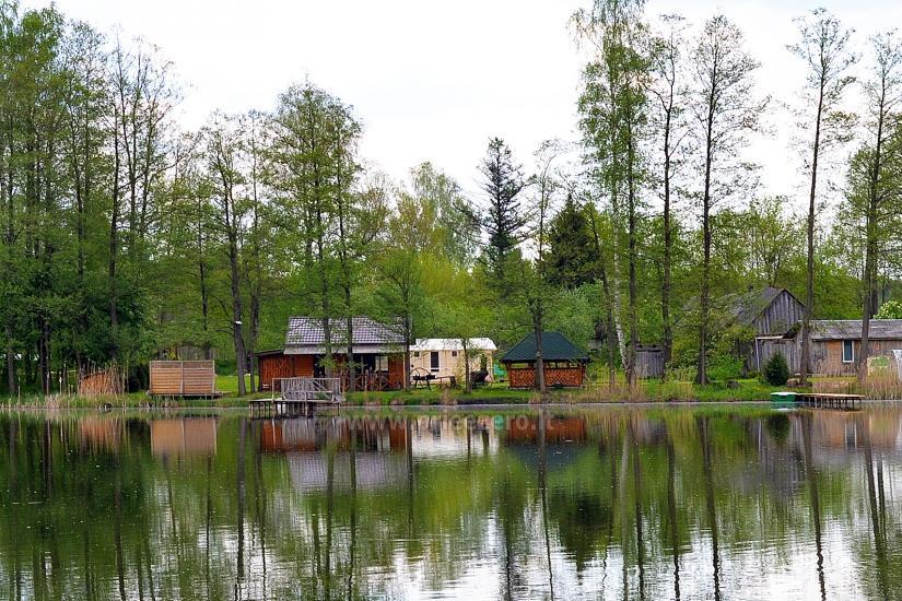 """Villa """"Ilgio"""" ezera krastā - pirts ar kublu, brīvdienu māja - 2"""
