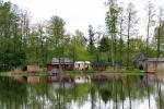 Villa Grutas ezera krastā - pirts ar kublu, brīvdienu māja - 2