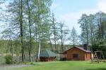Villa Grutas ezera krastā - pirts ar kublu, brīvdienu māja - 4